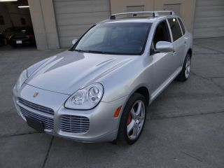 2006 Porsche Cayenne Turbo S Loaded Title Serviced Heat Seats photo