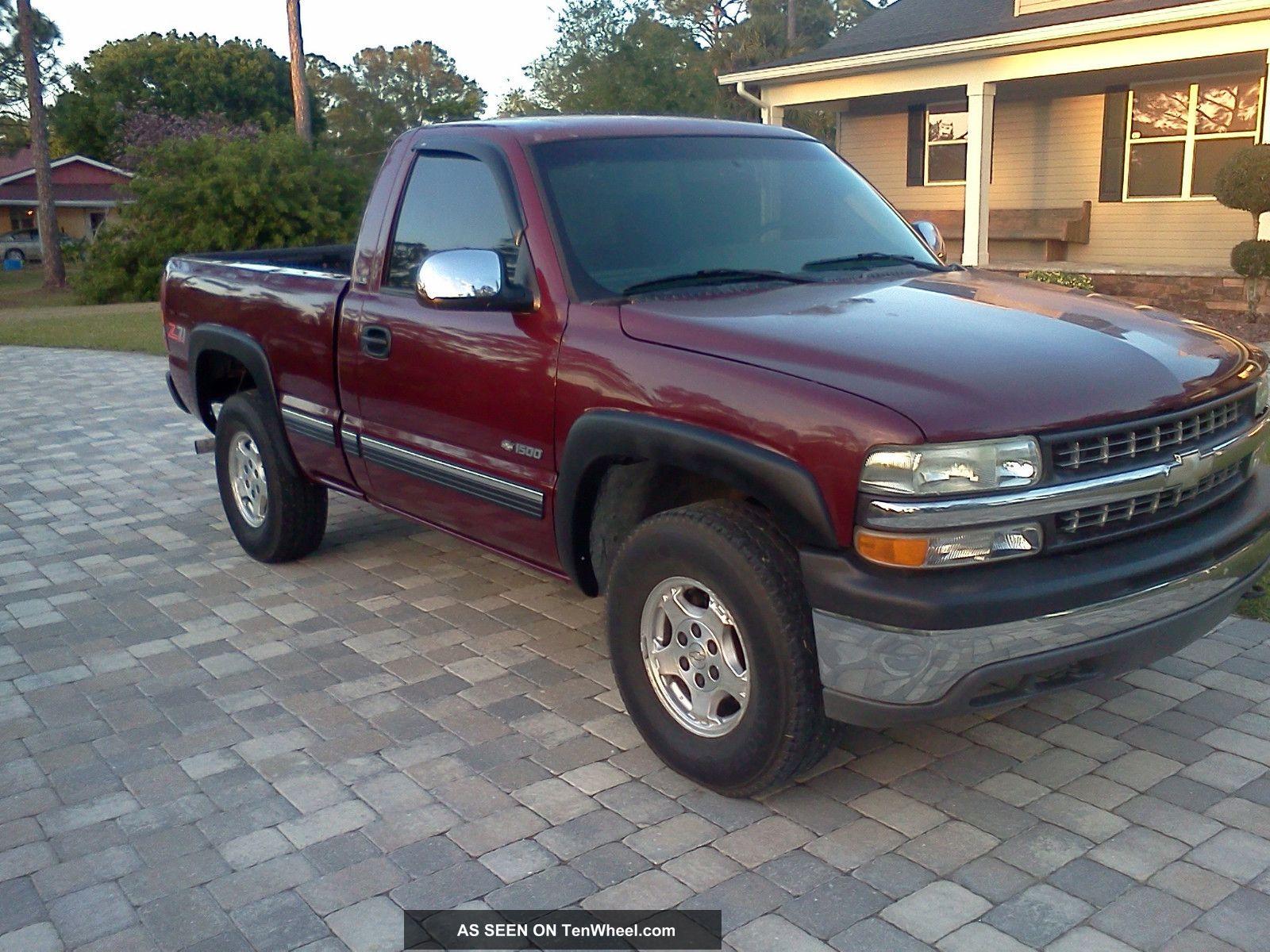2000 chevrolet silverado z71 4x4 silverado 1500 photo 6. Cars Review. Best American Auto & Cars Review