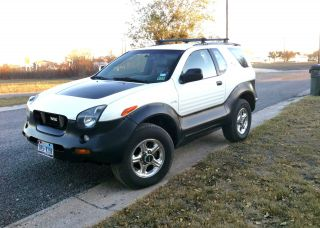 1999 4x4 Isuzu Vehicross Ironman Triathlon Edition,  Sport Utility 2 - Door 3.  5l photo