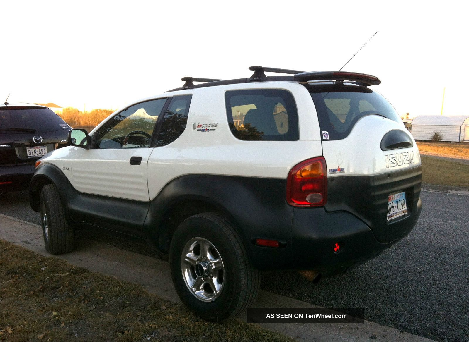 1999 4x4 isuzu vehicross ironman triathlon edition sport utility 2 door 3 5l. Black Bedroom Furniture Sets. Home Design Ideas