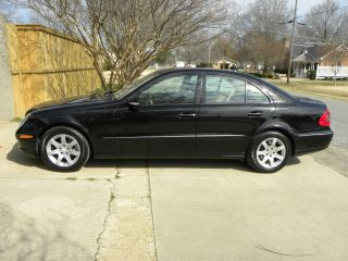 2008 Mercedes - Benz E320 Bluetec Sedan 4 - Door 3.  0l photo