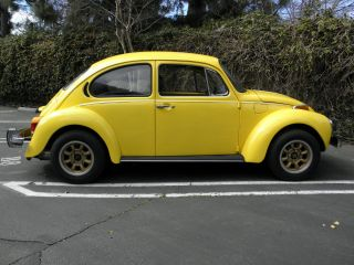 1974 Vw Beetle 2300cc +a / C 4w Disc Barkes photo