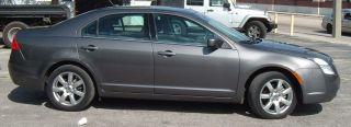 2011 Mercury Milan Premier Sedan 4 - Door 3.  0l photo