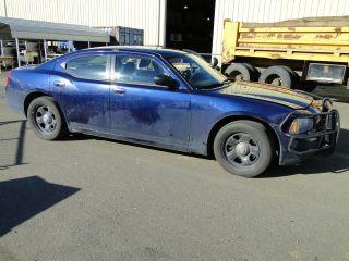 2006 Dodge Charger - Rwd 4 Door Sedan – Ex Police Vehicle photo