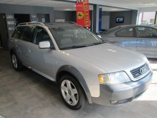2002 Audi Allroad Quattro 2.  7t Wagon photo