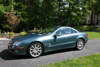 2007 Mercedes Benz Sl550 (great Options) photo