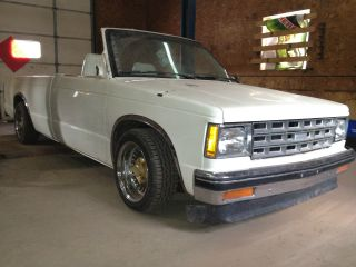 Chevy S Lowrider Thumb Lgw on 1999 Chevrolet S10