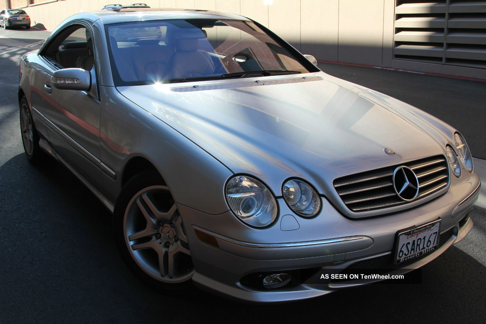 2006 mercedes benz cl500 coupe car is under mb for 2006 mercedes benz cl500 for sale
