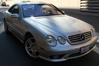 2006 Mercedes - Benz Cl500 Coupe,  Car Is Under Mb - photo
