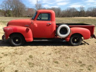 1954 Chevy 3100 1 / 2 Ton Picckup Truck photo