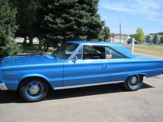 1967 Plymouth Belvedere Ii. . . .  Very Fast And Fun Car photo