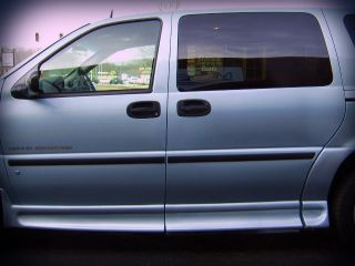 2007 Chevrolet Uplander Wheelchair Van photo