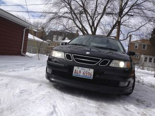 2003 Saab 9 - 3 Vector Sedan 4 - Door 2.  0l Clutch photo