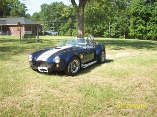 1965 Replica Roadster Factory Five photo