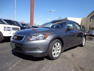 2010 Honda Accord Ex - L Sedan 4 - Door 2.  4l Non - Smoker photo