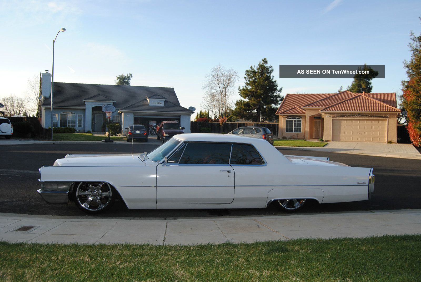 1965 cadillac coupe deville air bagged custom 2 door deville photo 1. Cars Review. Best American Auto & Cars Review