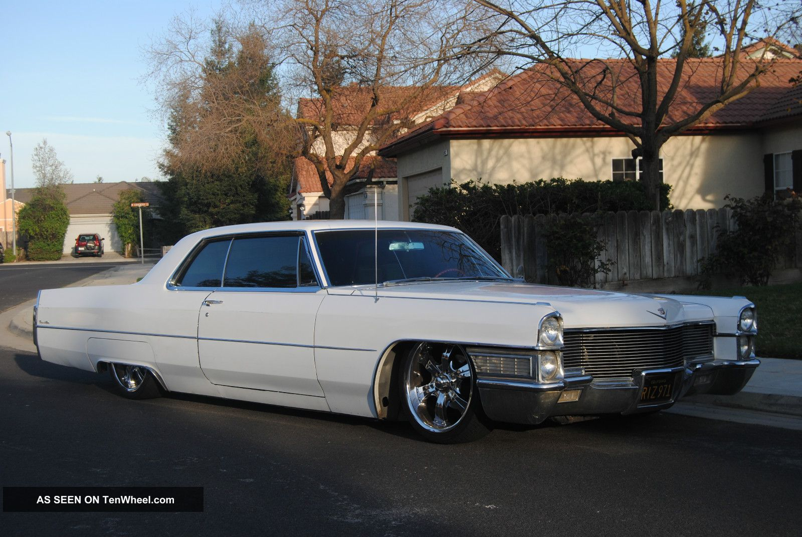1965 cadillac coupe deville air bagged custom 2 door deville photo 2. Cars Review. Best American Auto & Cars Review