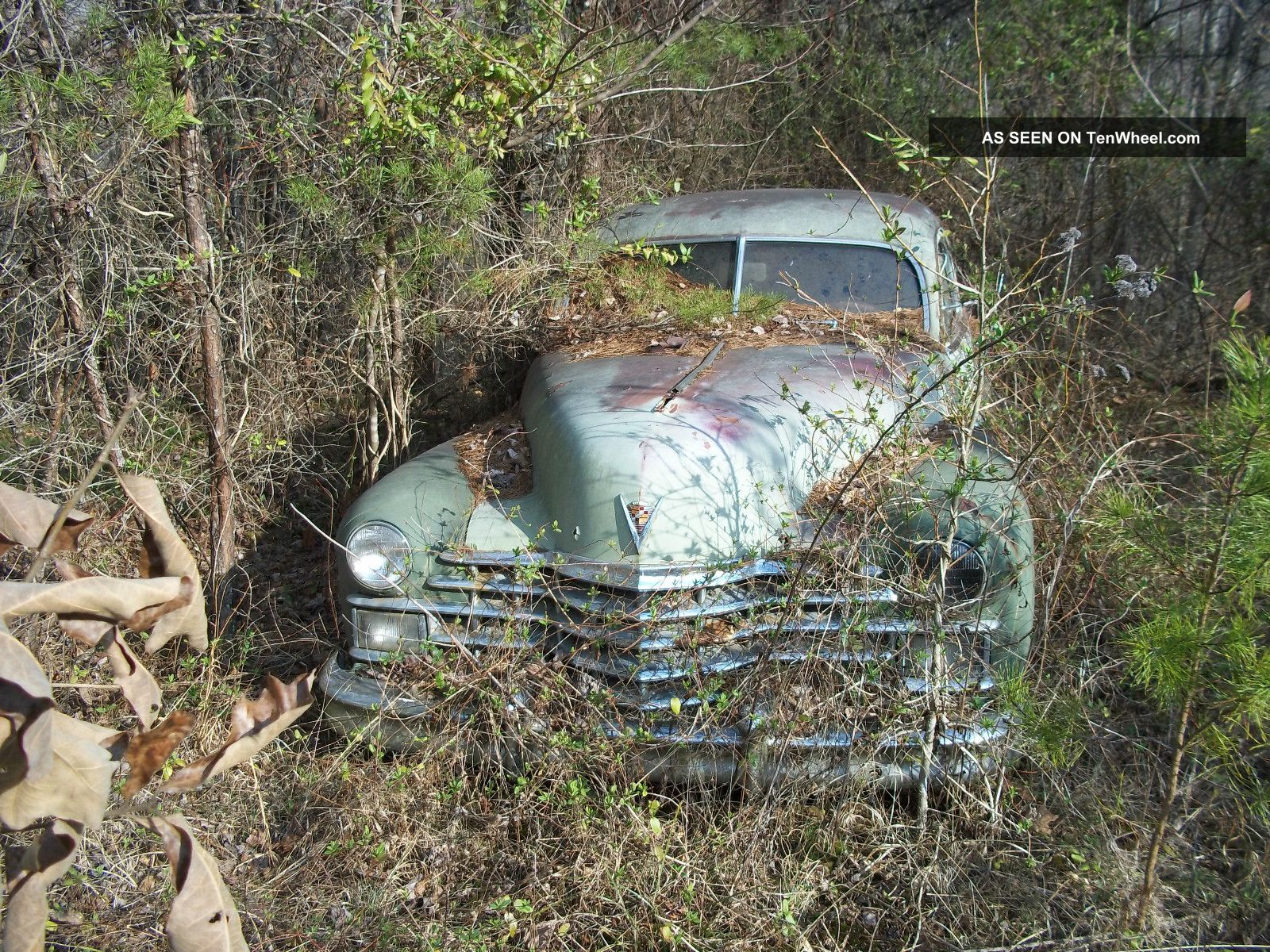 1947 Cadilac 4 Door California Car Complete Other photo