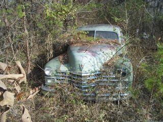 1947 Cadilac 4 Door California Car Complete photo