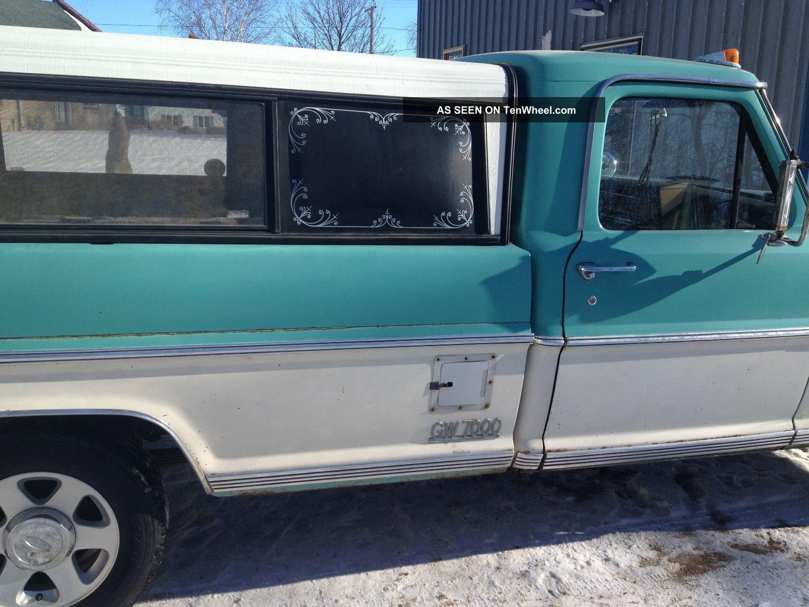 1967 ford ranger camper special truck. Black Bedroom Furniture Sets. Home Design Ideas