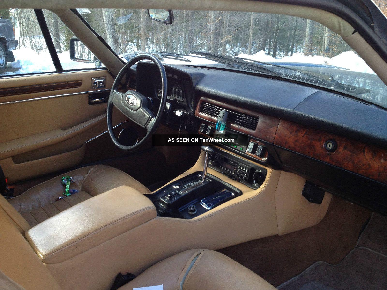 Jaguar Xjs Coupe L V Lgw