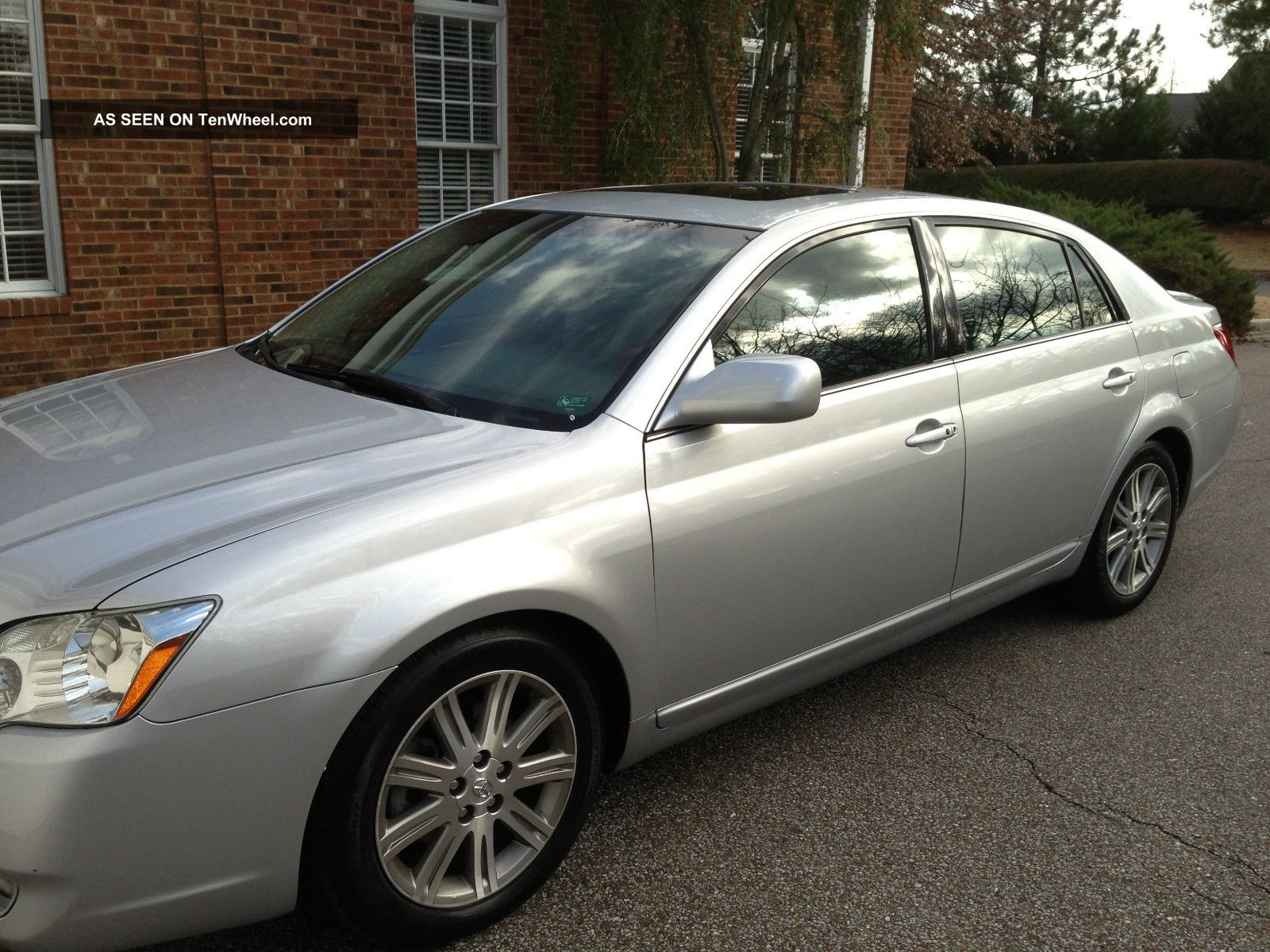 2006 Toyota Avalon Xls Sedan 4 Door 3 5l