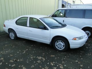 1999 Dodge Stratus Base 4 Door Sedan - Non Operational photo
