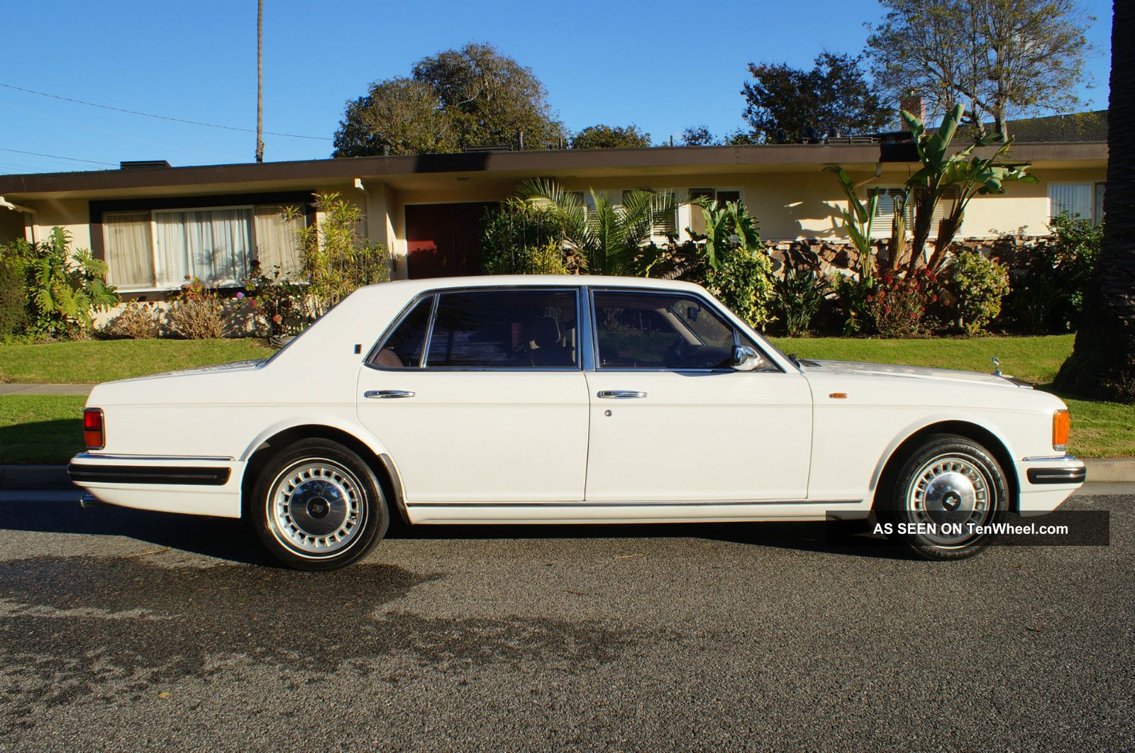 1996 Silver Spur Iv Last Year Model Amp 1 Of Only 507 Built