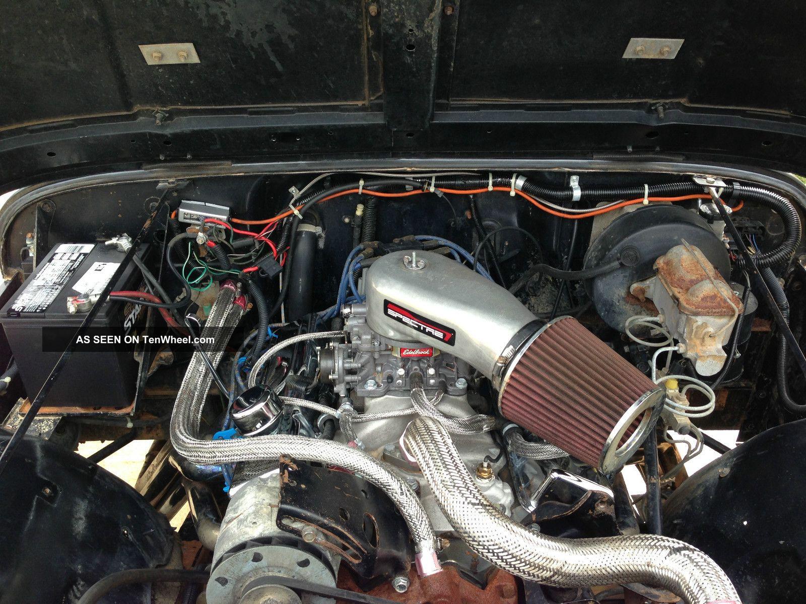 Wiring Diagram Yj 350 Swap Schematics Wiring Diagrams U2022 Rh  Seniorlivinguniversity Co Jeep 350 Engine Swap