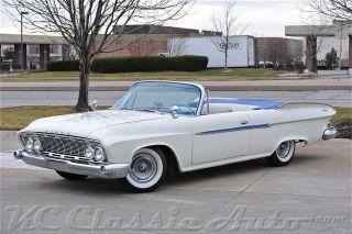 1961 Dodge Dart - Phoenix Convertible photo