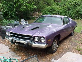 1973 Plymouth Satellite,  Solid Car,  Needs Paint photo