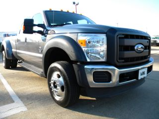 2011 Ford F450 Dually 4x4 Crew Cab Pick Up In Virginia photo