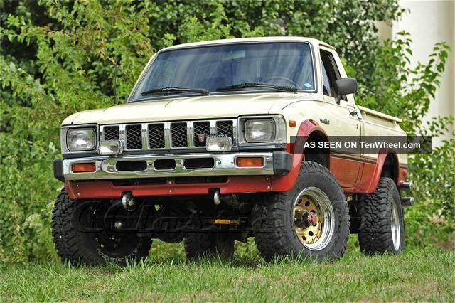 1983 Toyota Sr5 4x4 - Mojave Edition Other photo