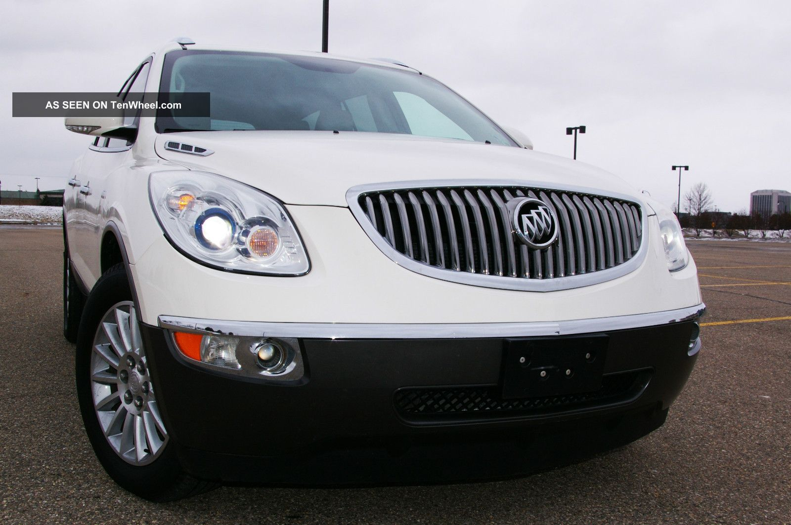 2011 Buick Enclave Cxl - 1, ,  Camera,  Sensors,  Hidlight,  Rebuit, Enclave photo