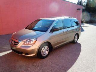 2007 Honda Odyssey Ex - L Mini Passenger Van 4 - Door 3.  5l photo