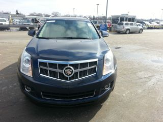 2010 Cadillac Srx Performance Sport Utility 4 - Door 3.  0l photo