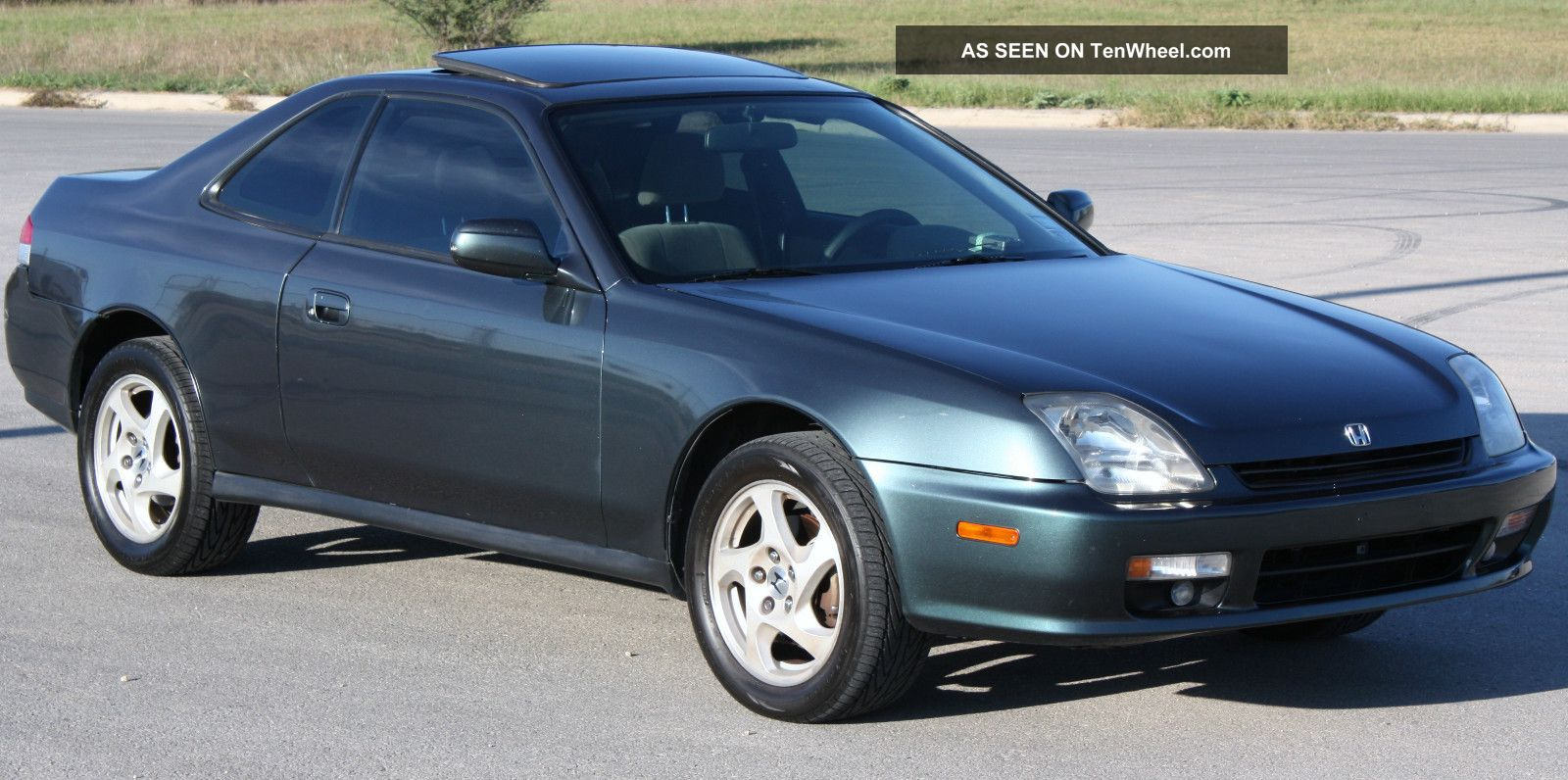1998 Honda Prelude Base Coupe 2 Door 2 2l