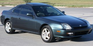 1998 Honda Prelude Base Coupe 2 - Door 2.  2l photo