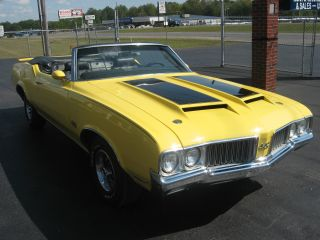 1970 Oldsmobile 442 Convertible photo