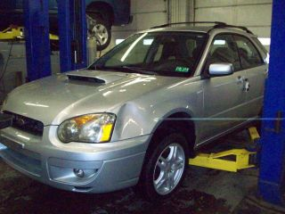 2004 Subaru Impreza Wrx All Wheel Drive Turbo 5 Speed Manual photo