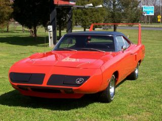 1970 Plymouth Superbird photo
