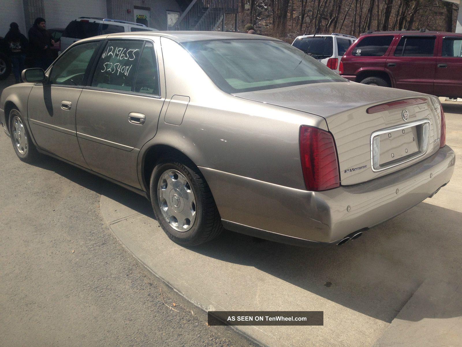 2002 Cadillac Deville Dhs Repo Repo Repo