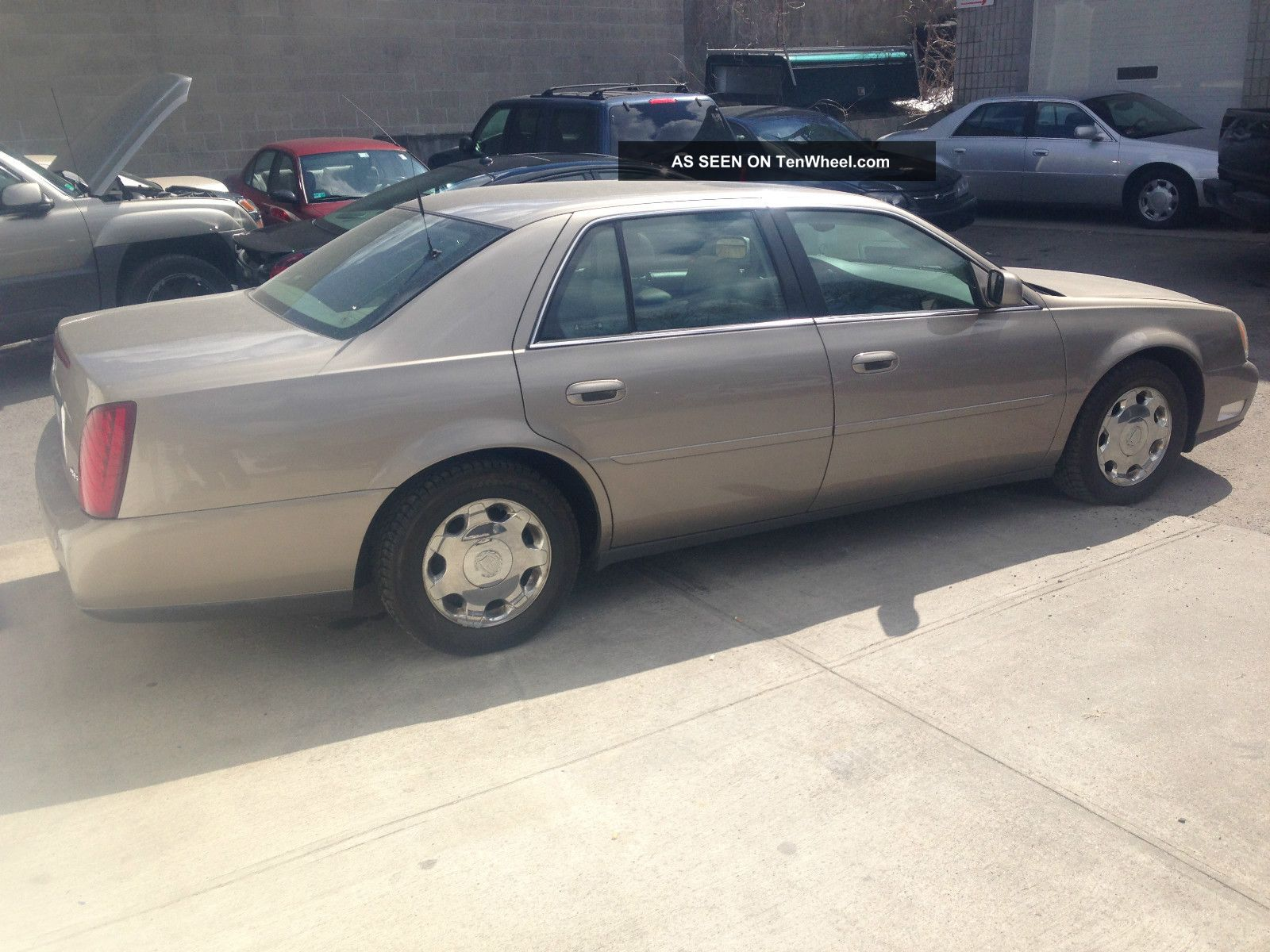 2002 cadillac deville dhs repo repo repo. Cars Review. Best American Auto & Cars Review