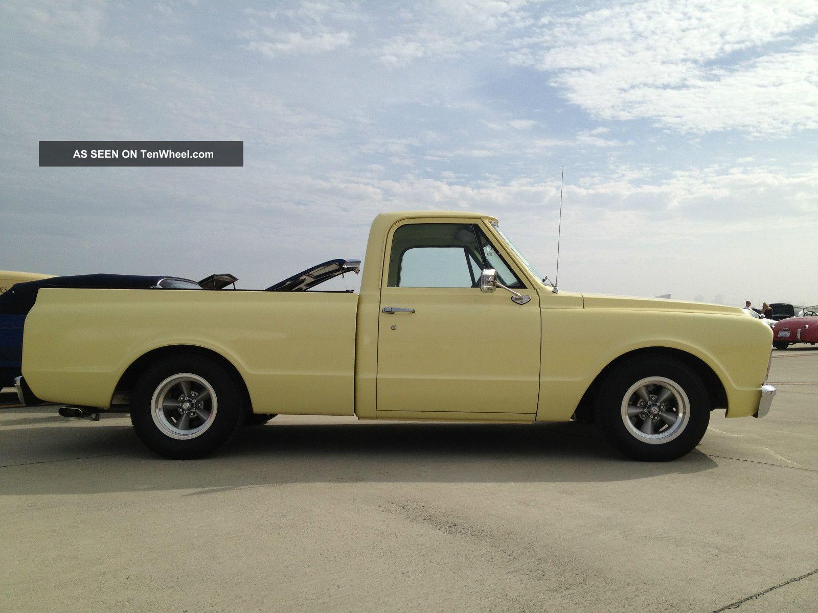 1967 Gmc Chevrolet Short Bed Pickup