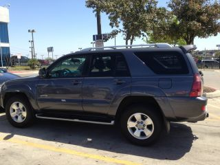2004 Toyota 4runner Limited Sport Utility 4 - Door 4.  7l photo