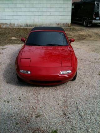 1991 Mazda Miata photo