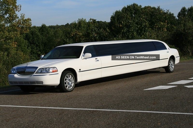 Limo Limousine 2006 Lincoln Town Car Limo 180 Quot Stretch