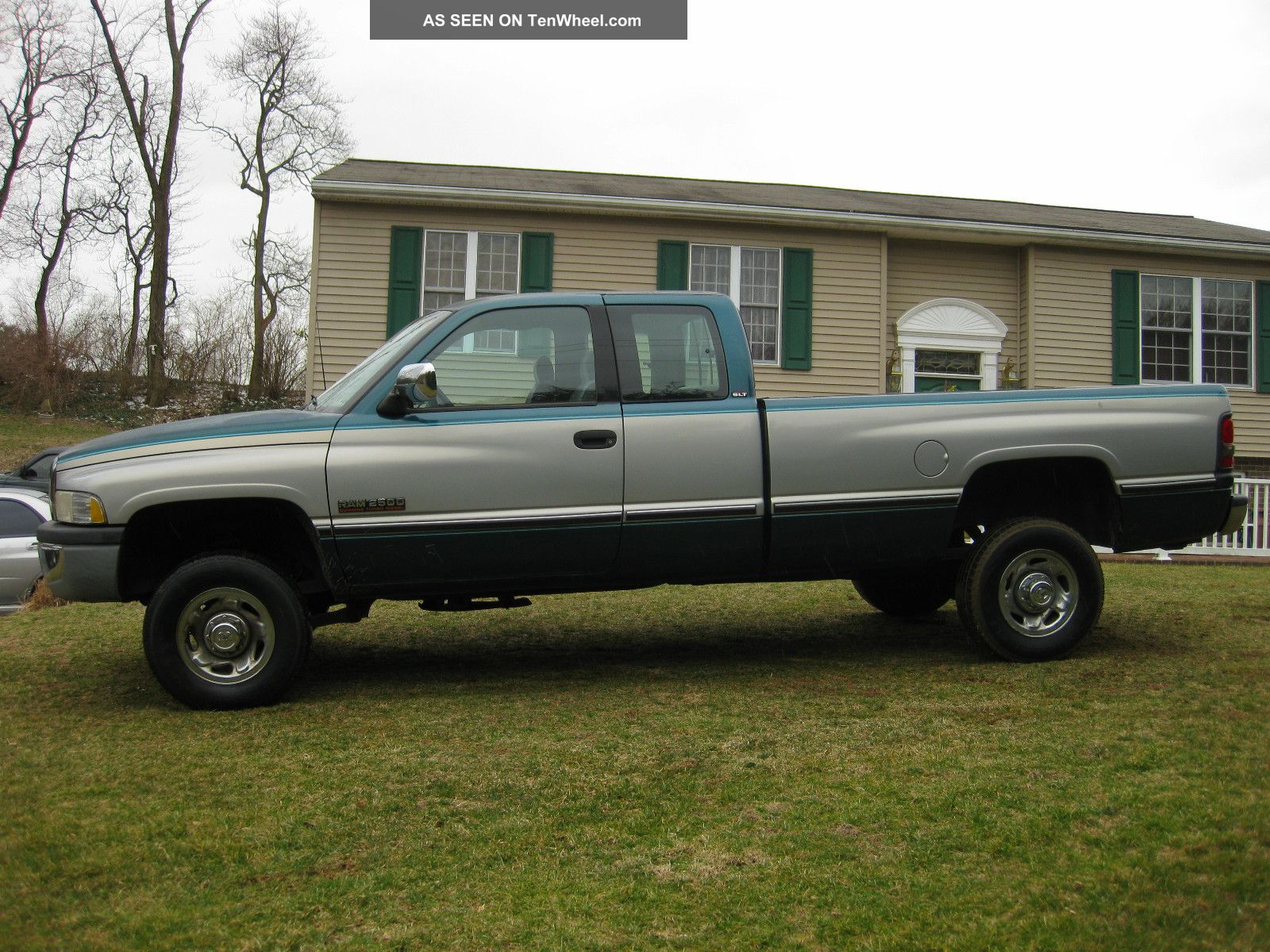 1996 dodge ram 2500 larime slt diesel. Black Bedroom Furniture Sets. Home Design Ideas