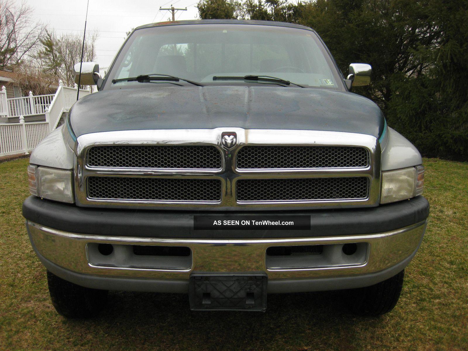 1996 dodge ram 2500 larime slt diesel. Black Bedroom Furniture Sets. Home Design Ideas