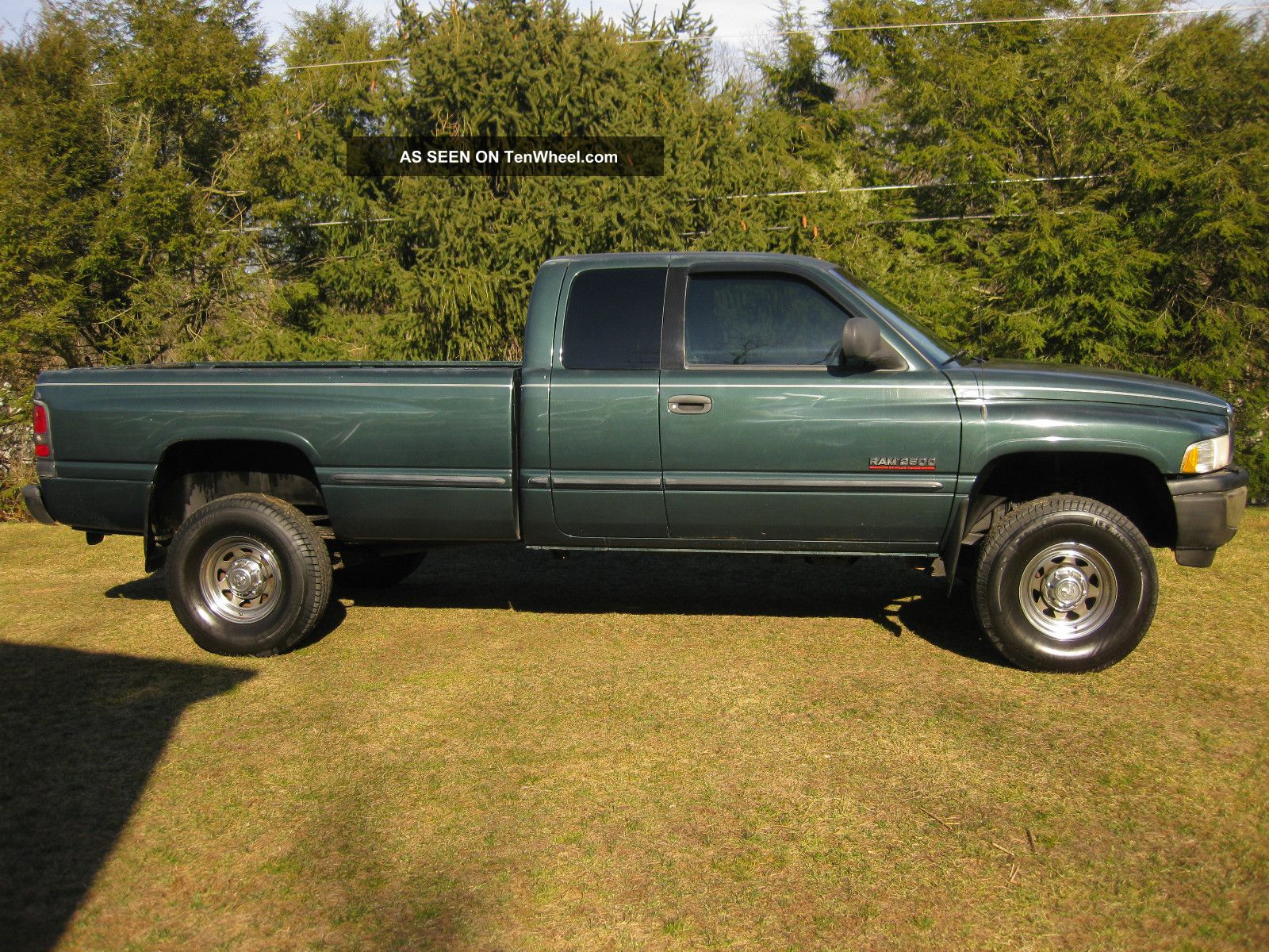 1999 dodge ram 2500 diesel specs autos post. Black Bedroom Furniture Sets. Home Design Ideas